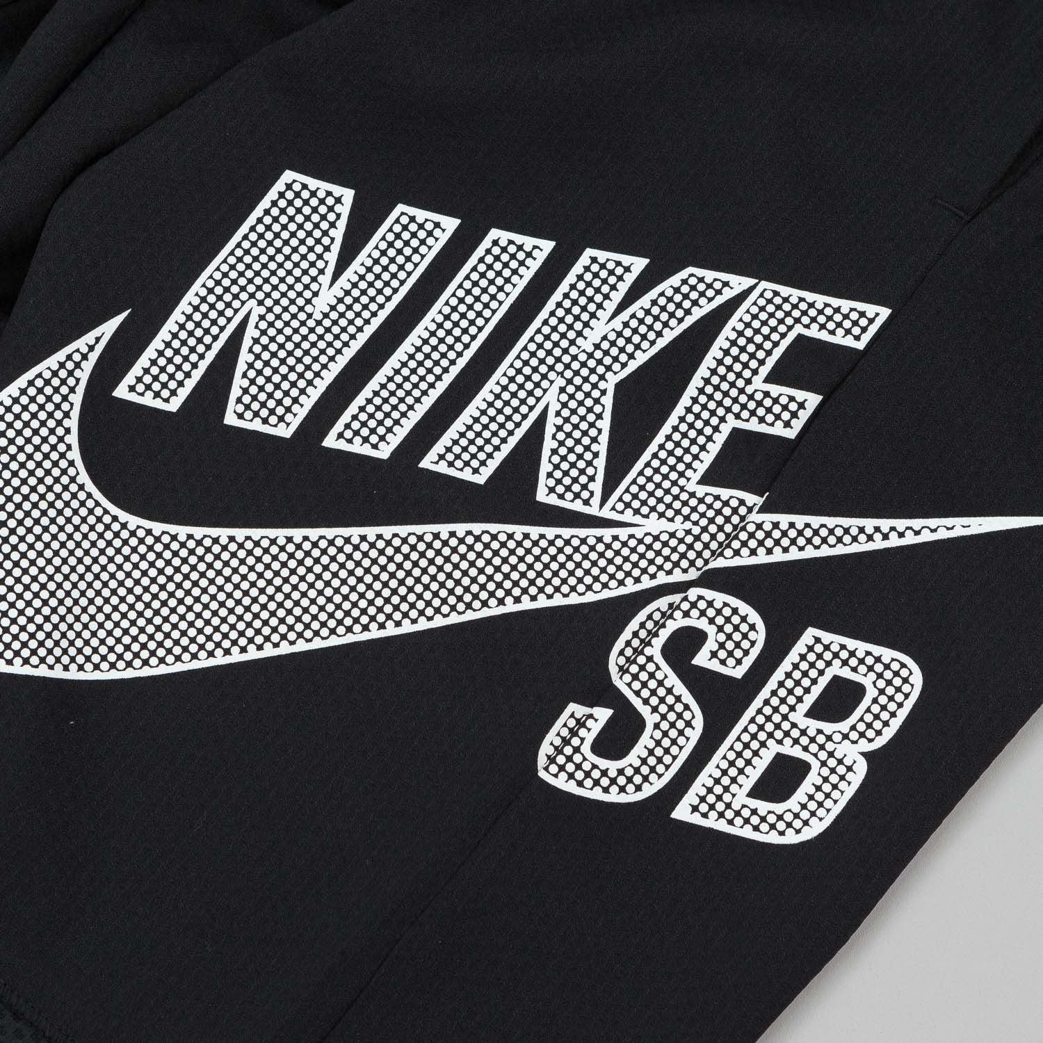Nike SB Sunday DF Shorts - Black / White