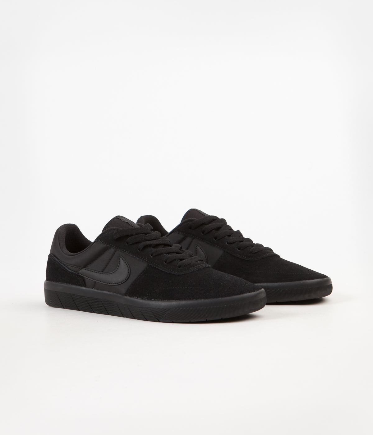 Nike SB Team Classic Shoes - Black / Black - Anthracite