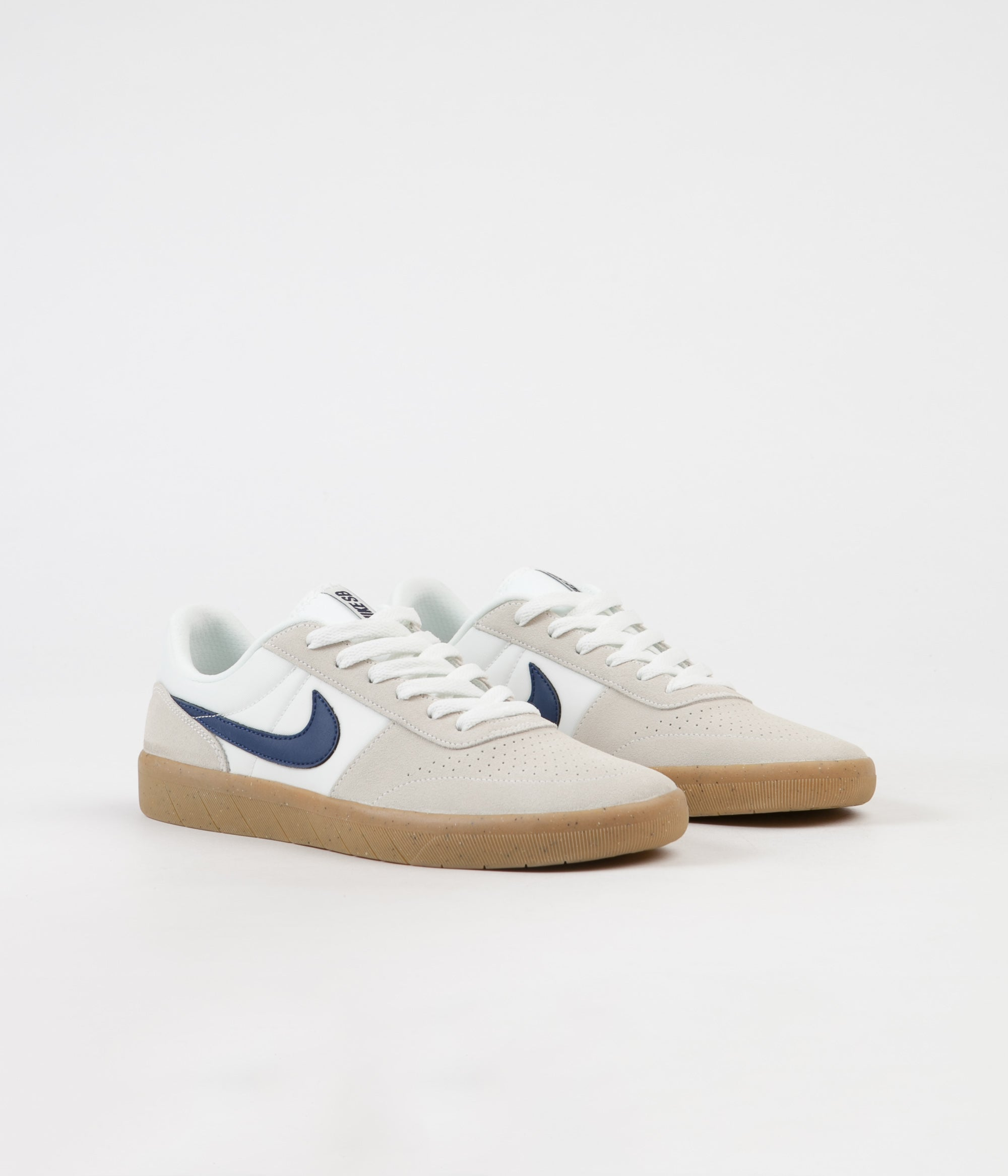 4cfdd15bc61b ... Nike SB Team Classic Shoes - Summit White   Blue Void - White ...