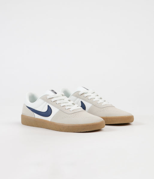 prix d'usine f7ab9 5c4b9 Nike SB Team Classic Shoes - Summit White / Blue Void - White