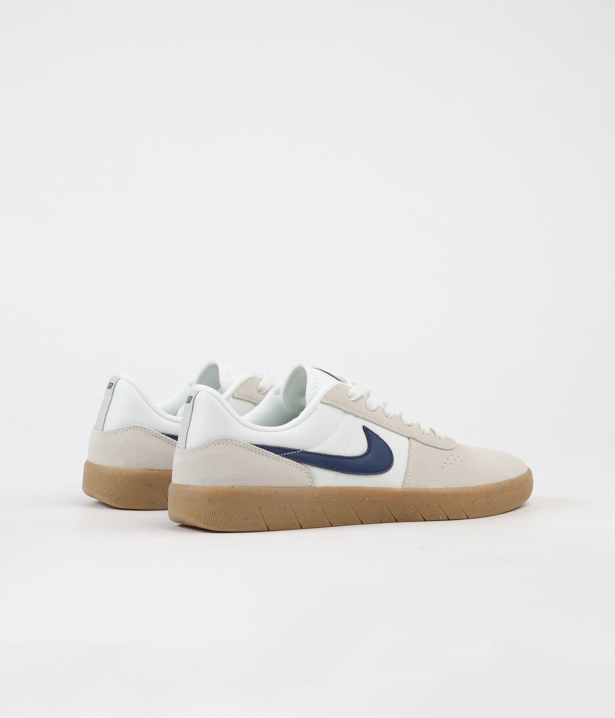 580ce08bbba2f3 ... Nike SB Team Classic Shoes - Summit White   Blue Void - White ...