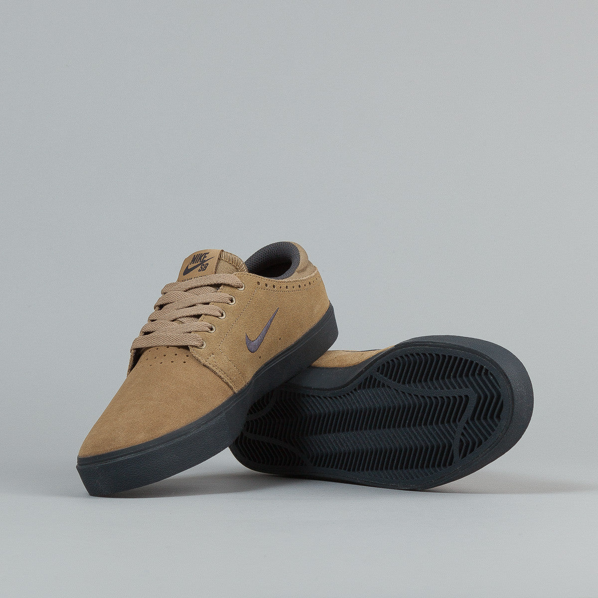 Nike SB Team Edition 2 Shoes - Filbert / Anthracite