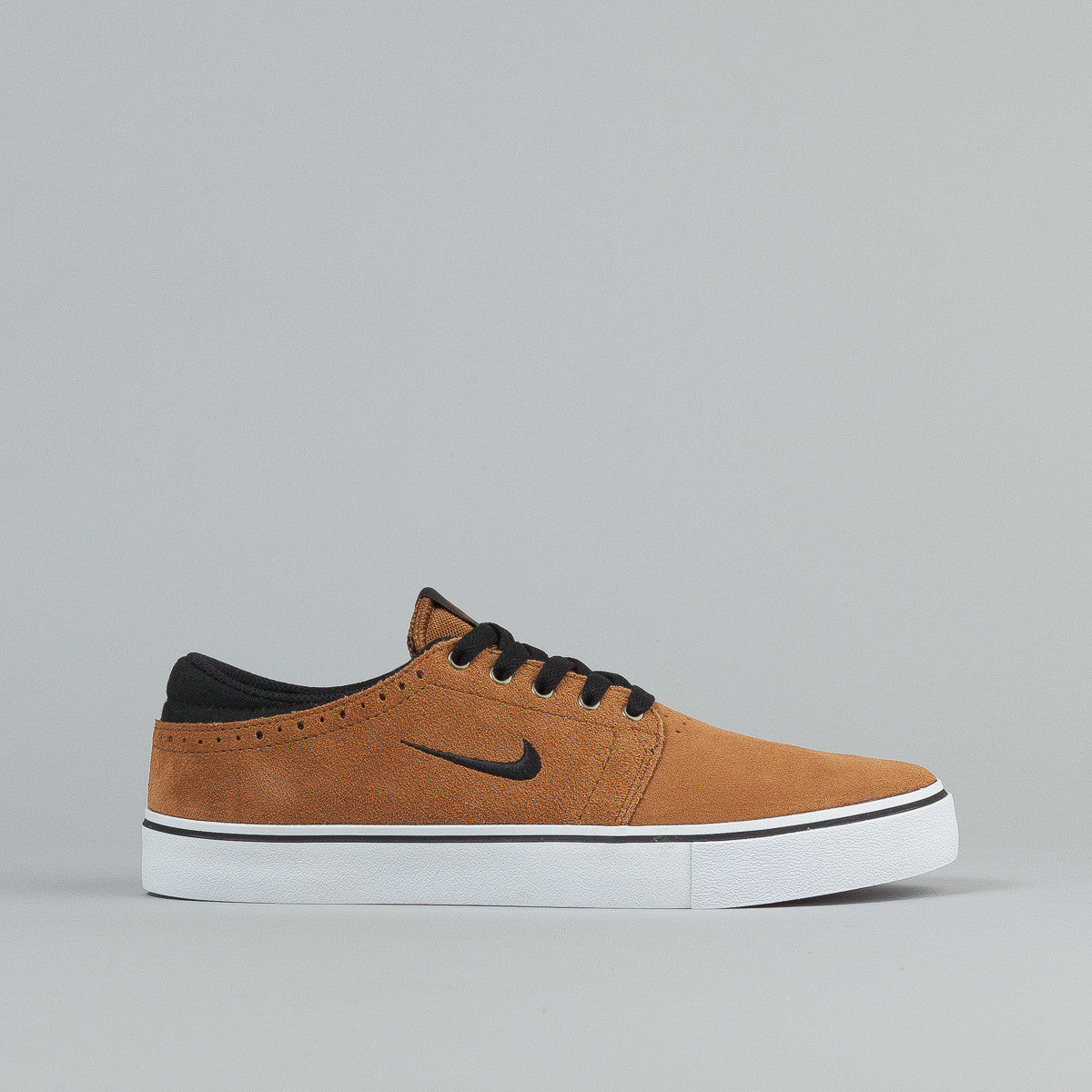 Nike Sb Team Edition Ale Brown / Black