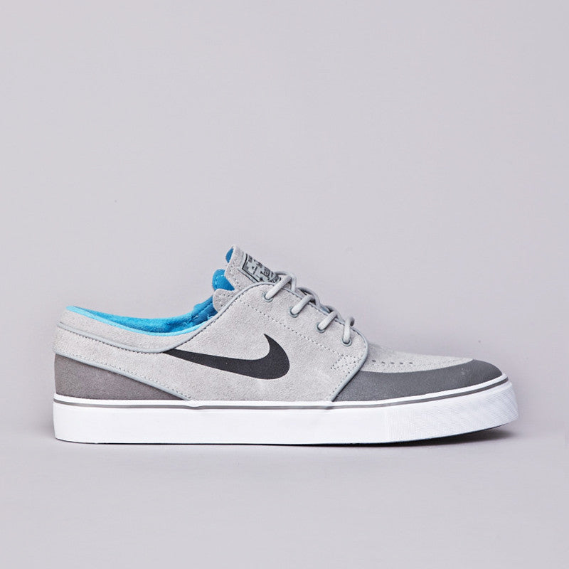 Nike SB Stefan Janoski PR SE Base Grey / Black - Medium Base Grey