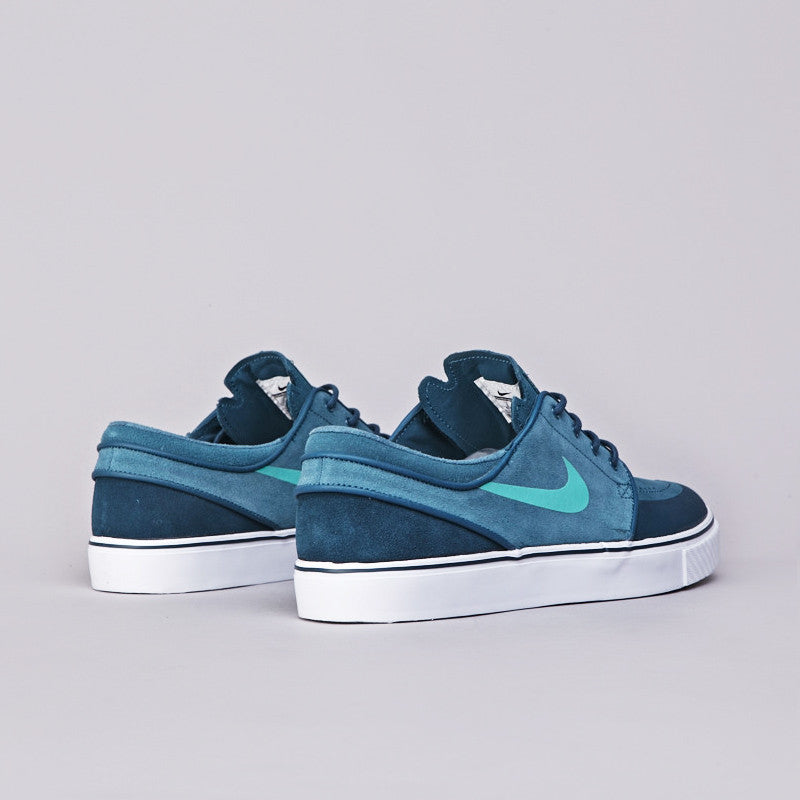 Nike SB Stefan Janoski PR SE Night Factor / Crystal Mint - Night Shade