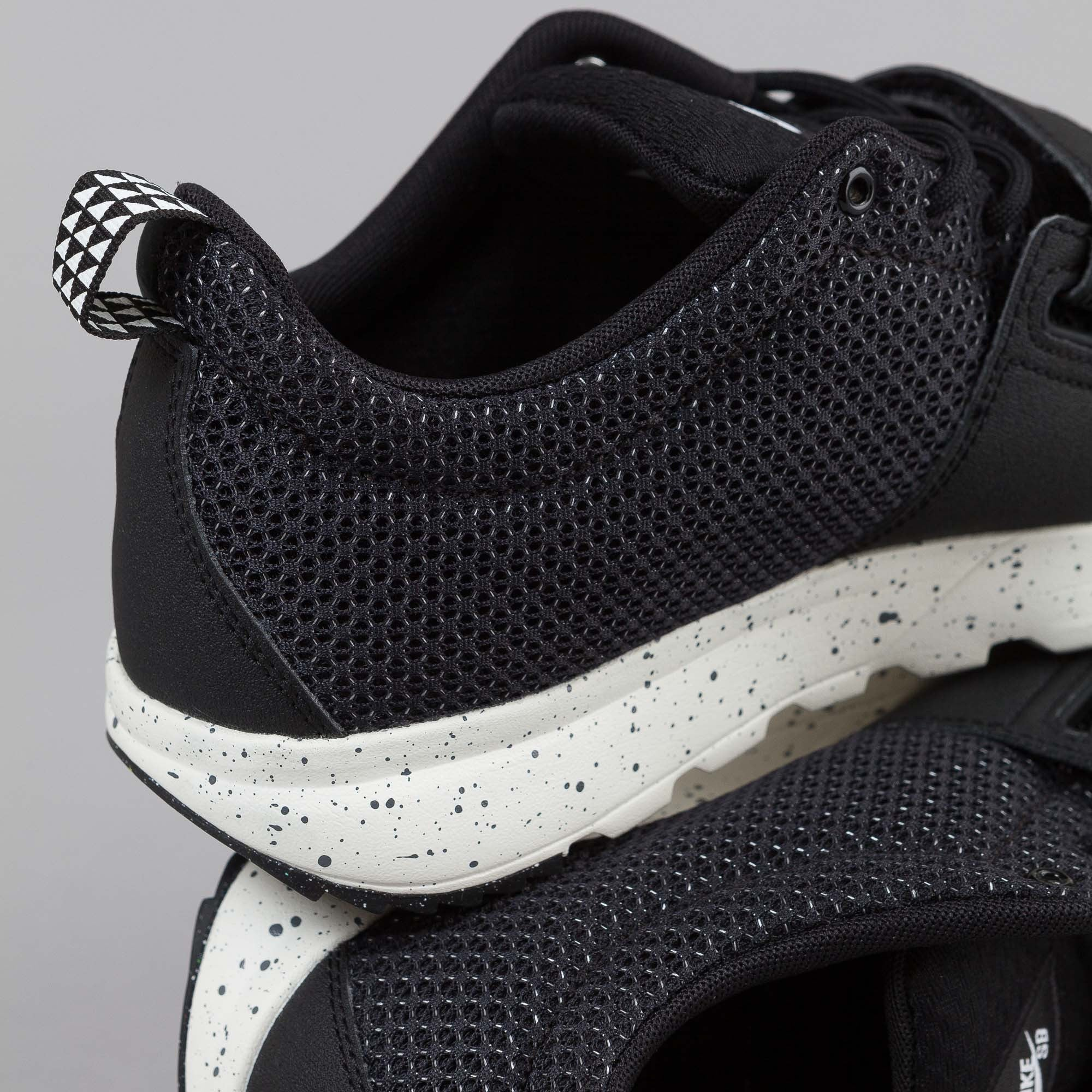 Nike SB Trainerendor Black / Black - White