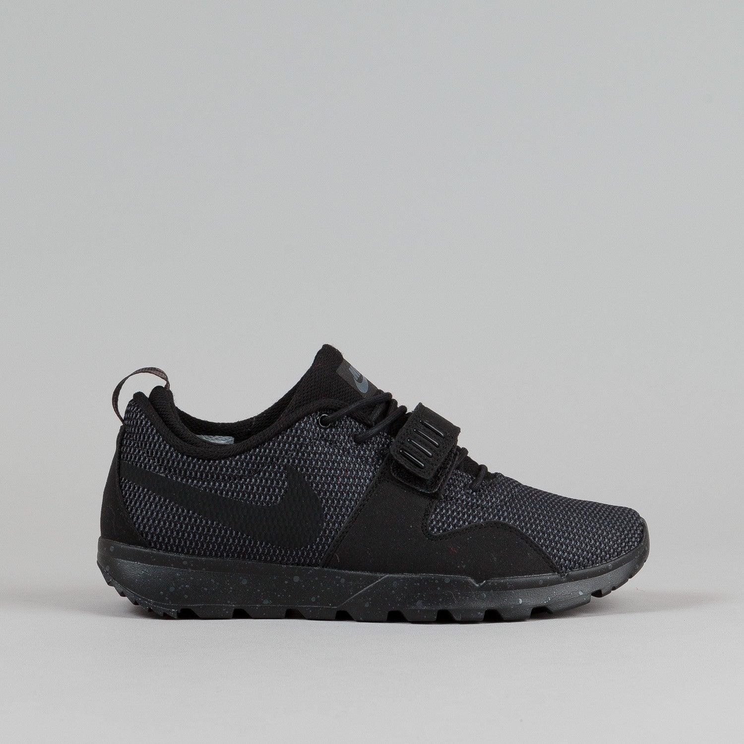 Nike SB Trainerendor Shoes Black / Black