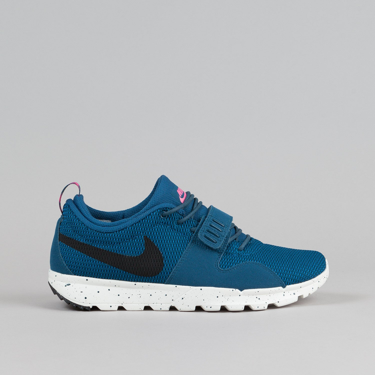 Nike SB Trainerendor Shoes Blue Force / Black