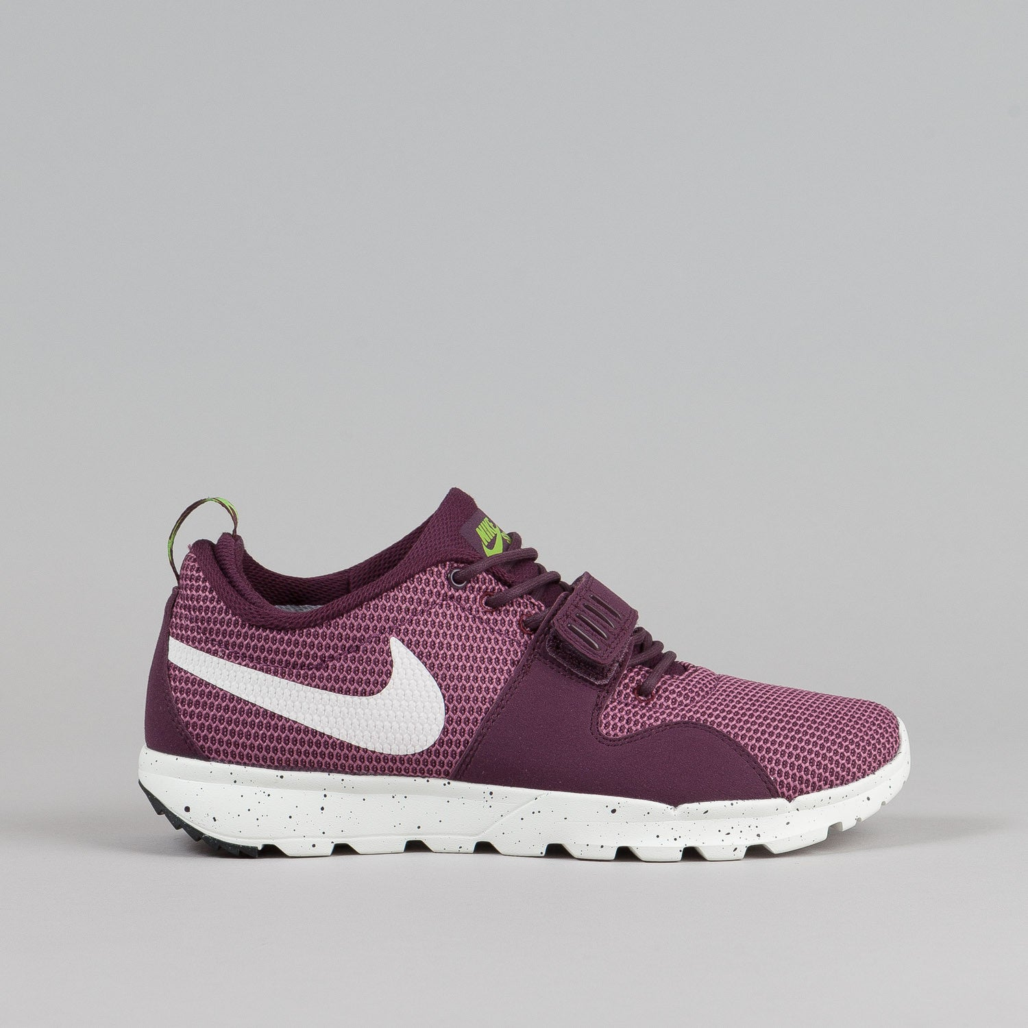 Nike SB Trainerendor Shoes Merlot / Sail