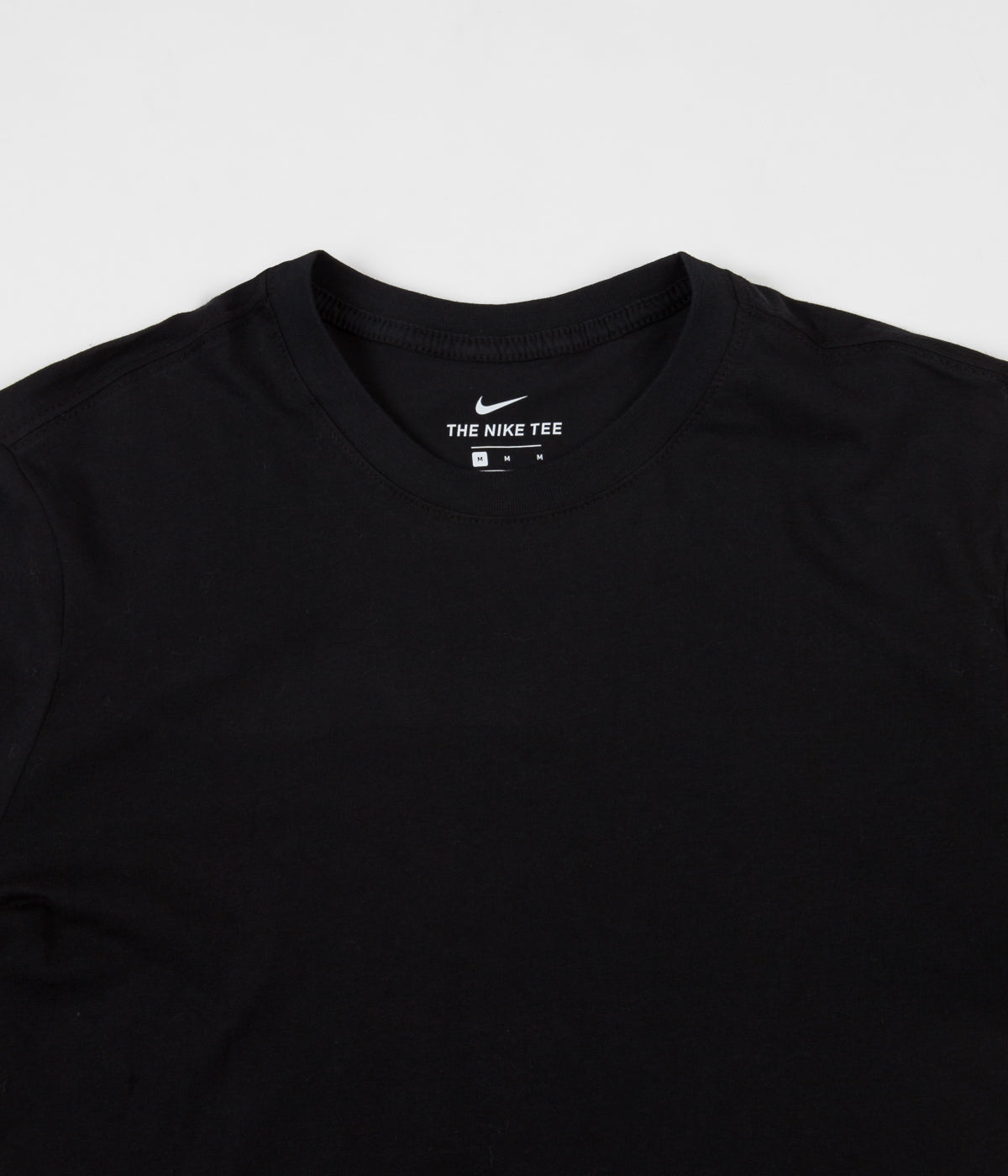 Nike SB Triple Stack Long Sleeve T-Shirt - Black / Blue Stardust