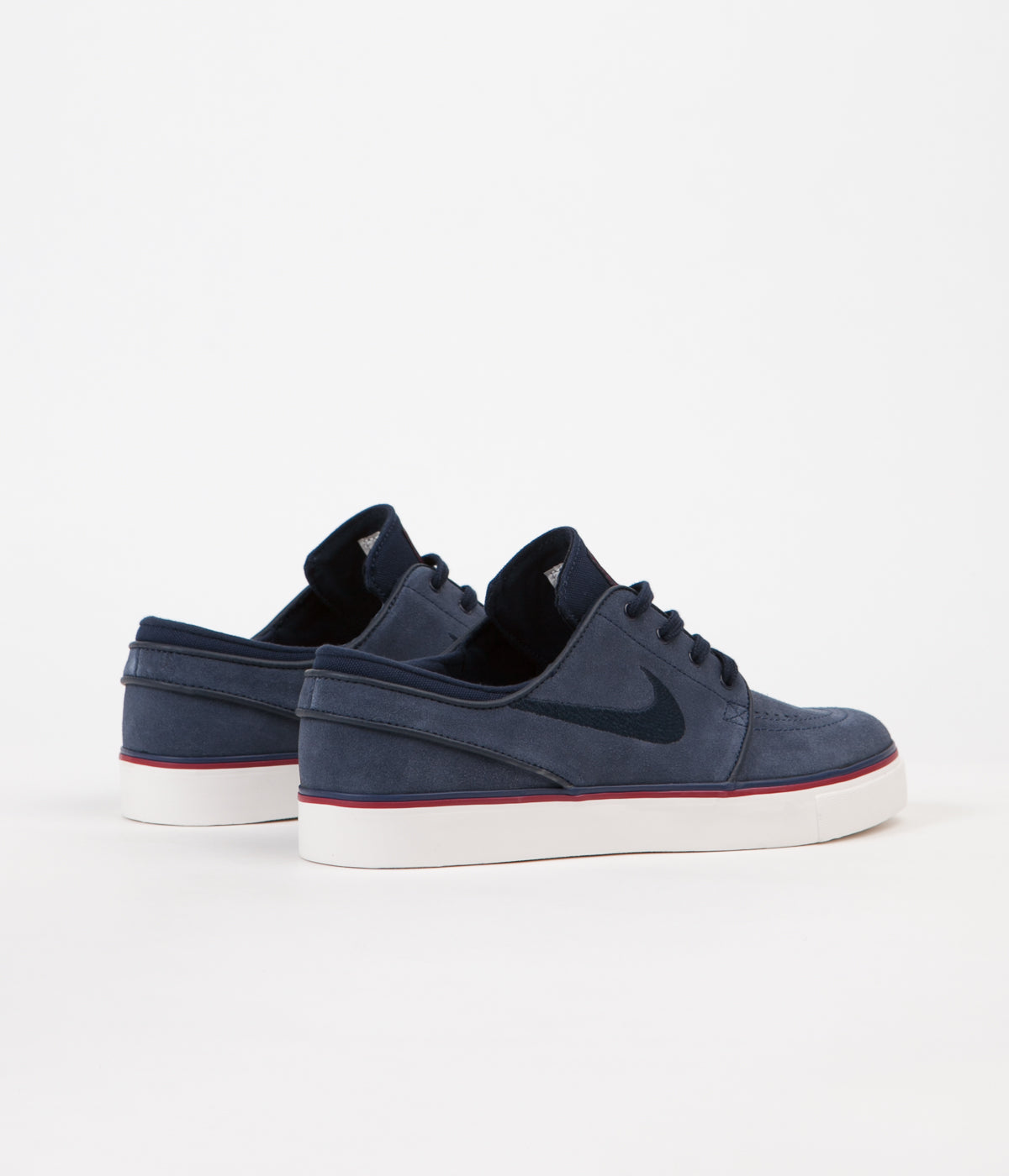 nike sb womens stefan janoski shoes obsidian dark obsidian team flatspot. Black Bedroom Furniture Sets. Home Design Ideas