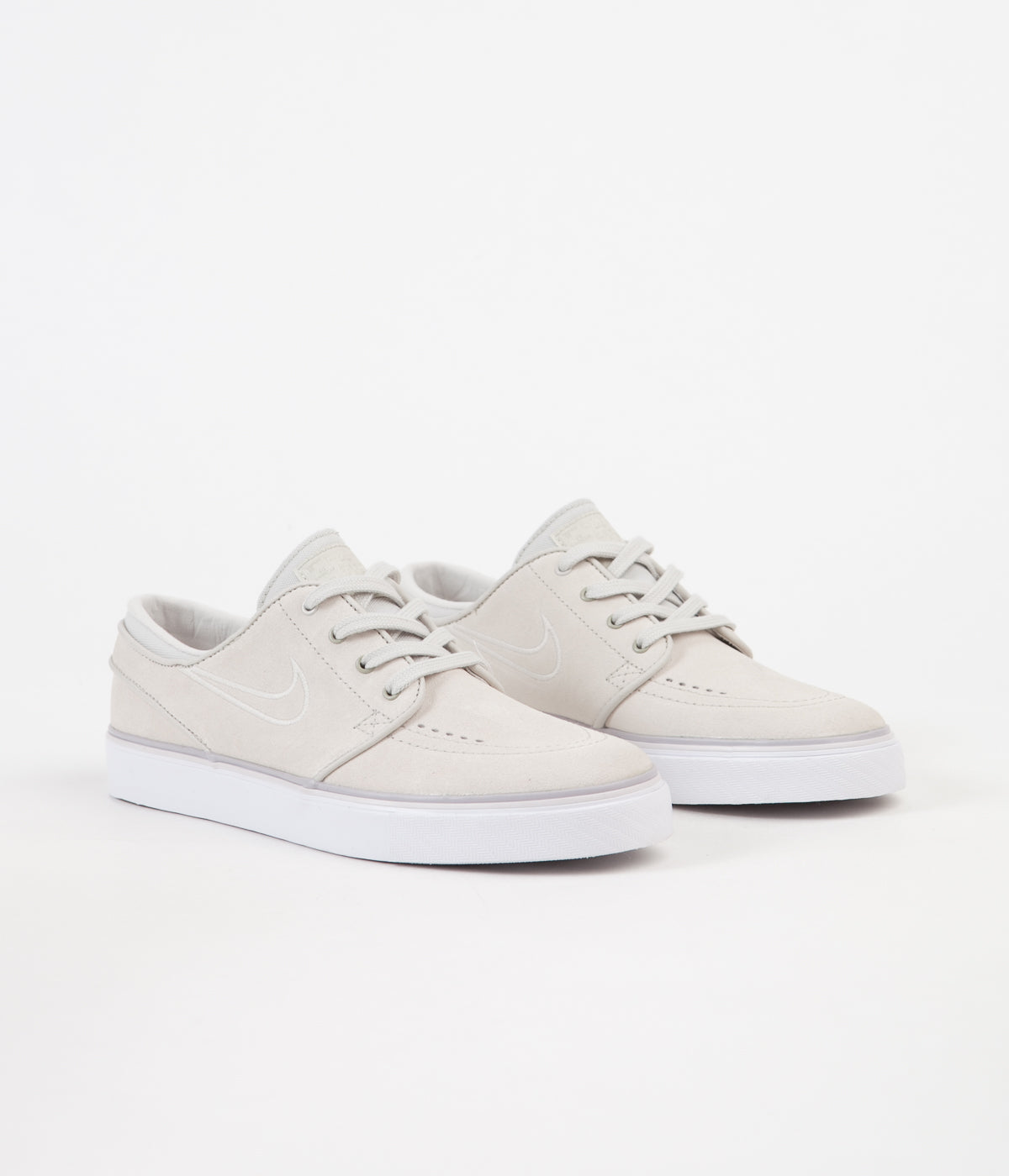 ... Nike SB Womens Stefan Janoski Shoes - White   White - White ... 4be556c38