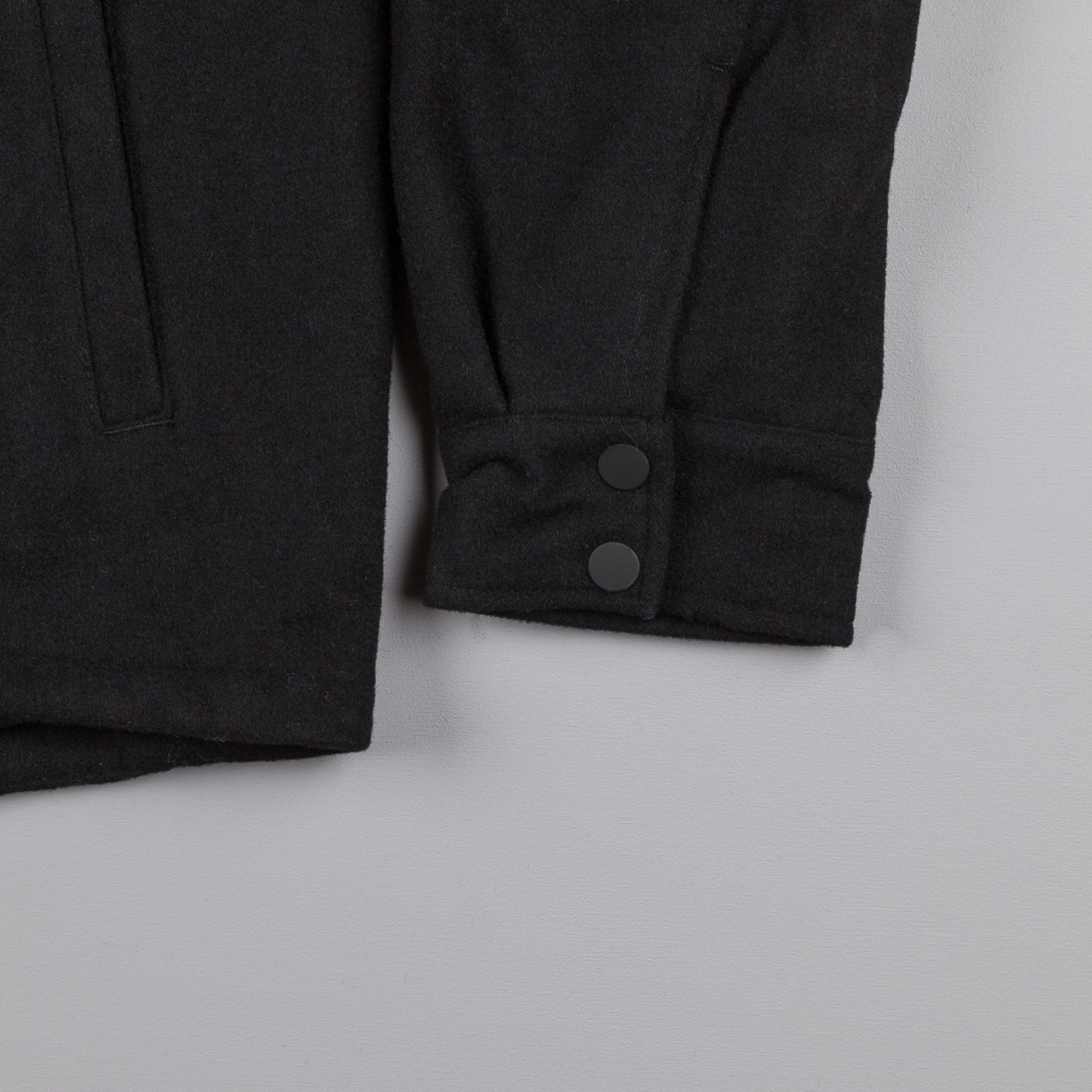 Nike SB Wool Coaches Jacket - Black / Anthracite