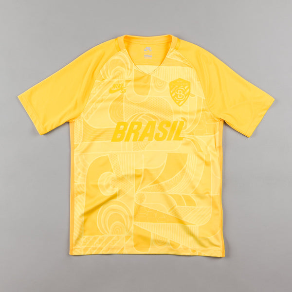 Nike SB x FB Football Jersey - Varsity Maize