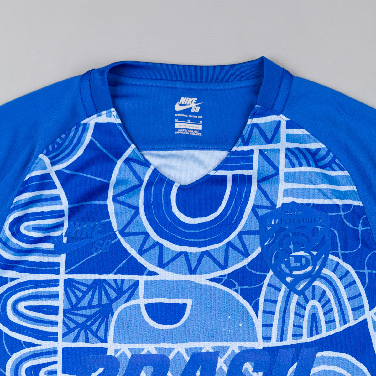 Nike SB x FB Football Jersey - Varsity Royal