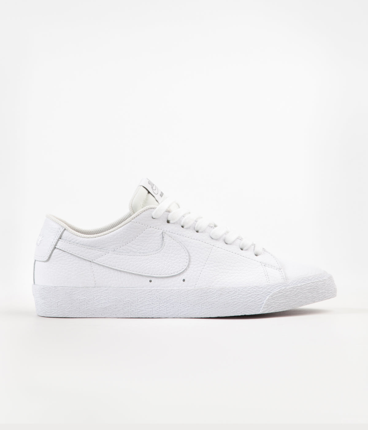 online retailer 4d47d 5df18 Nike SB x NBA Blazer Low Shoes - White / White - Rush Blue ...
