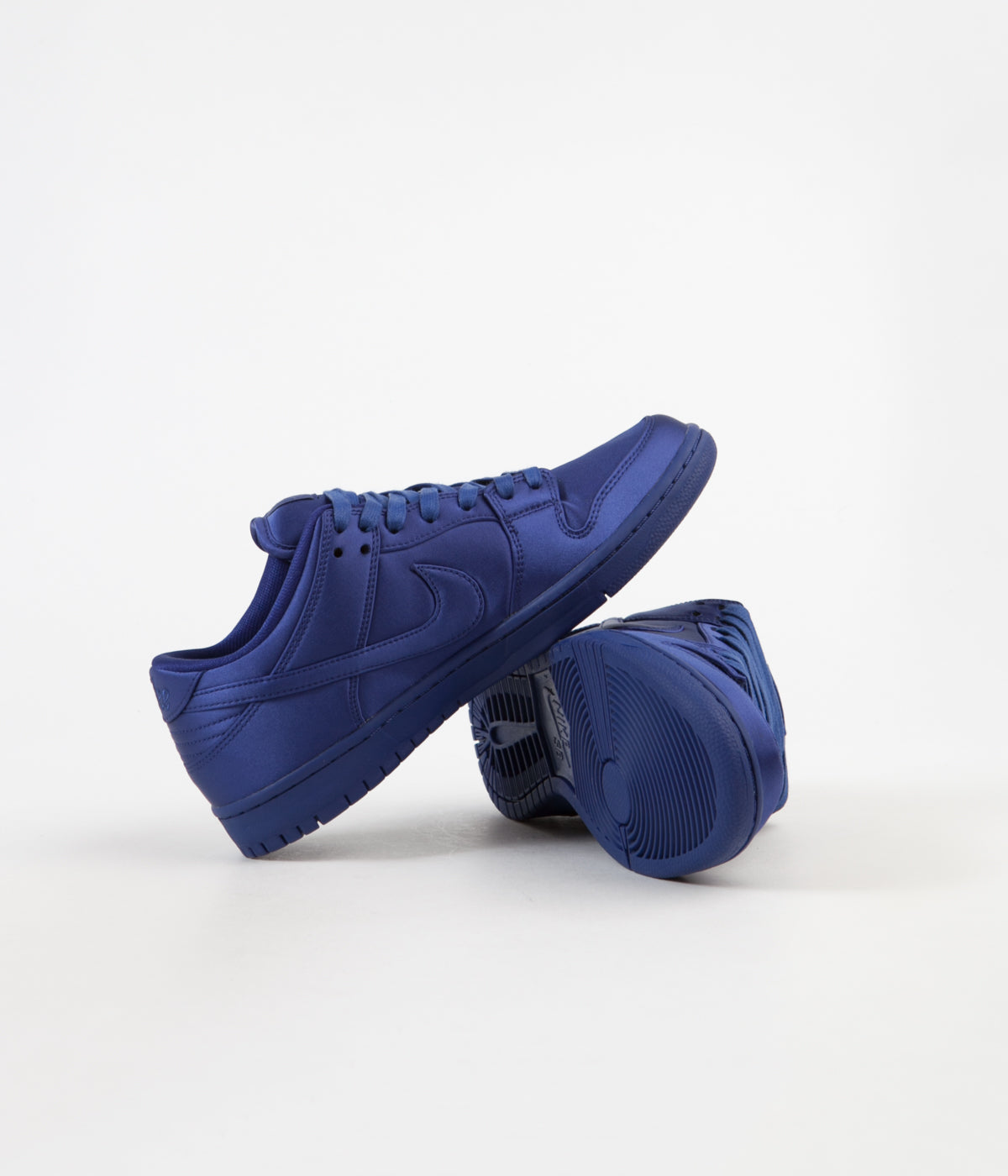 big sale db4b9 f1690 ... Nike SB x NBA Dunk Low TRD Shoes - Deep Royal Blue / Deep Royal Blue ...