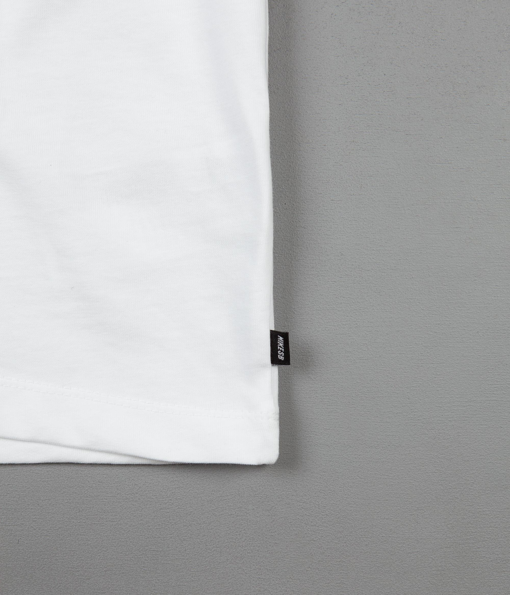Nike SB x Parra Pocket T-Shirt - White
