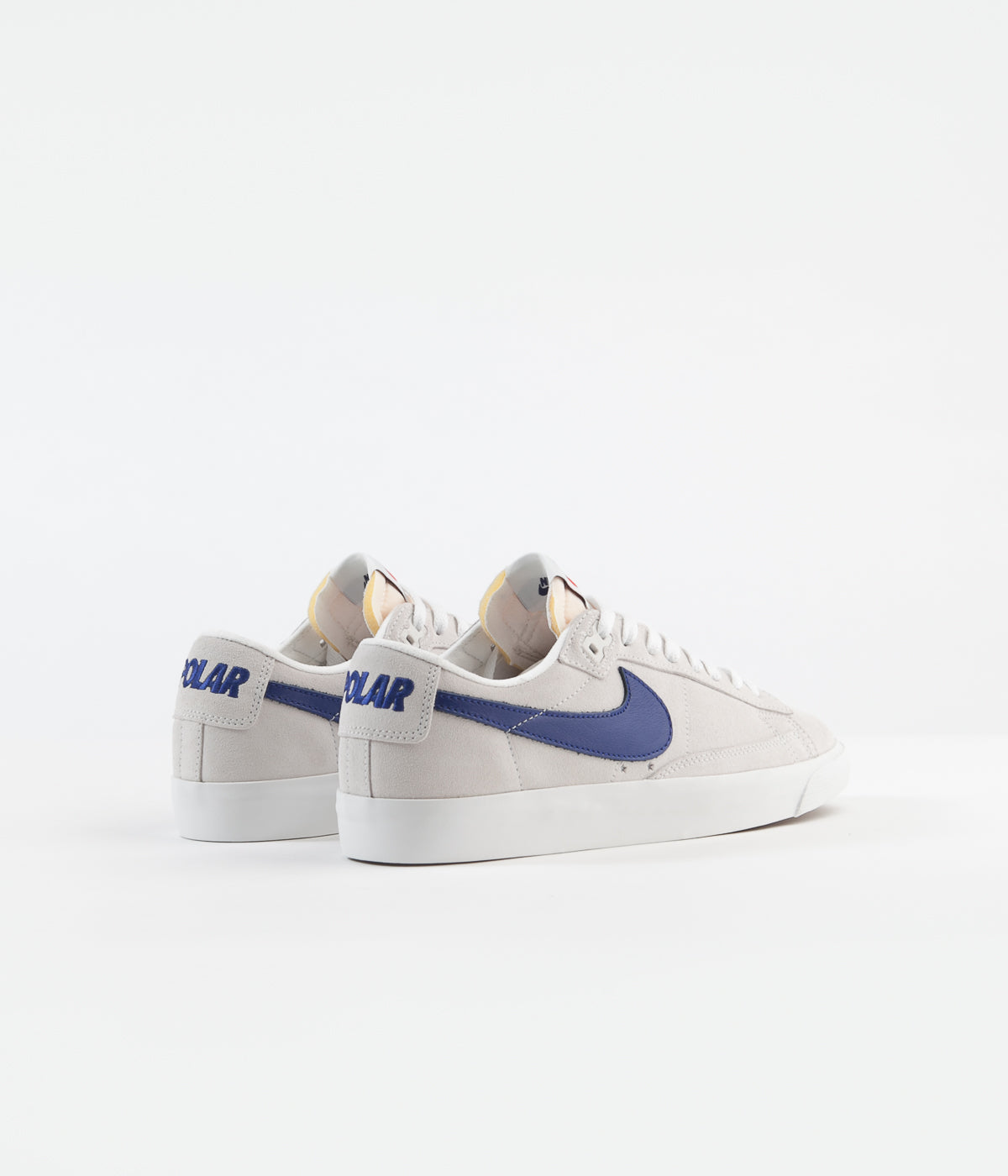 huge sale another chance new high Nike SB x Polar Blazer Low GT Shoes - Summit White / Deep ...