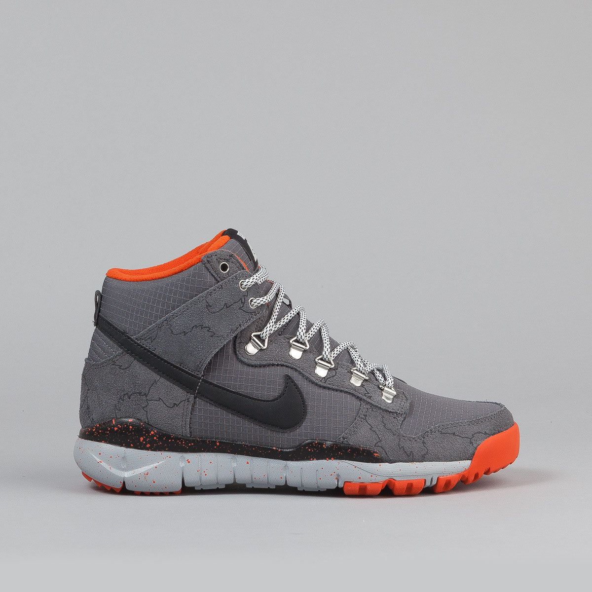Nike SB Dunk High R/R - Dark Grey / Black / Wolf Grey