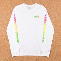 Nike SB x Skate Mental Paris Long Sleeve T-Shirt - White