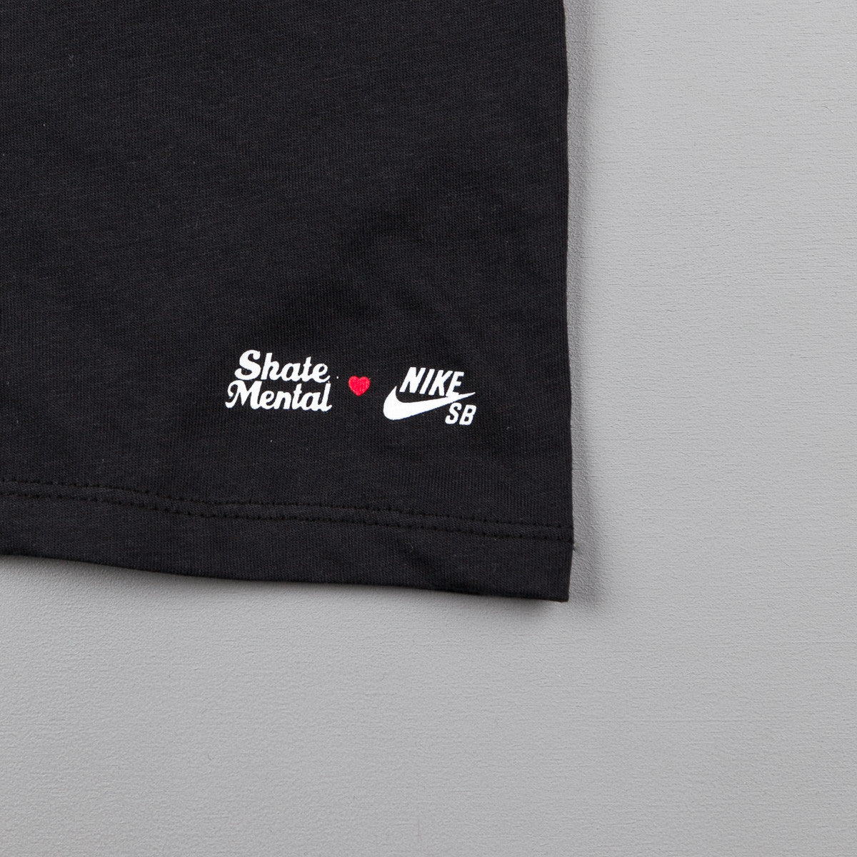 Nike SB x Skate Mental NY Long Sleeve T-Shirt - Black