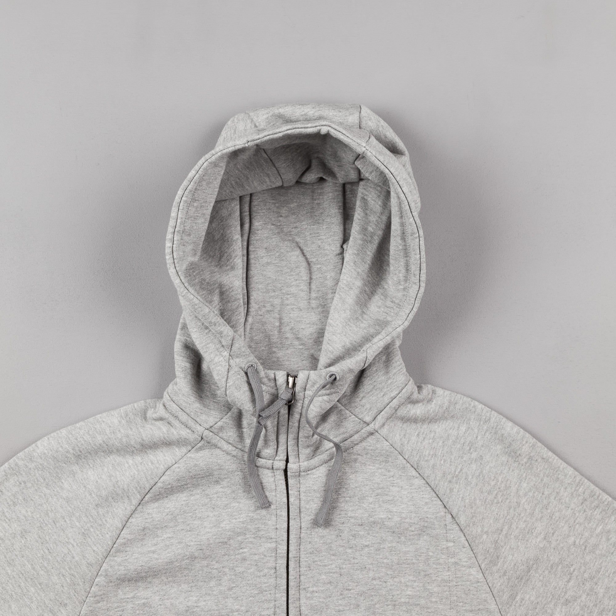 Nike SB x Soulland Everett Hooded Sweatshirt - Dark Grey Heather / Obsidian