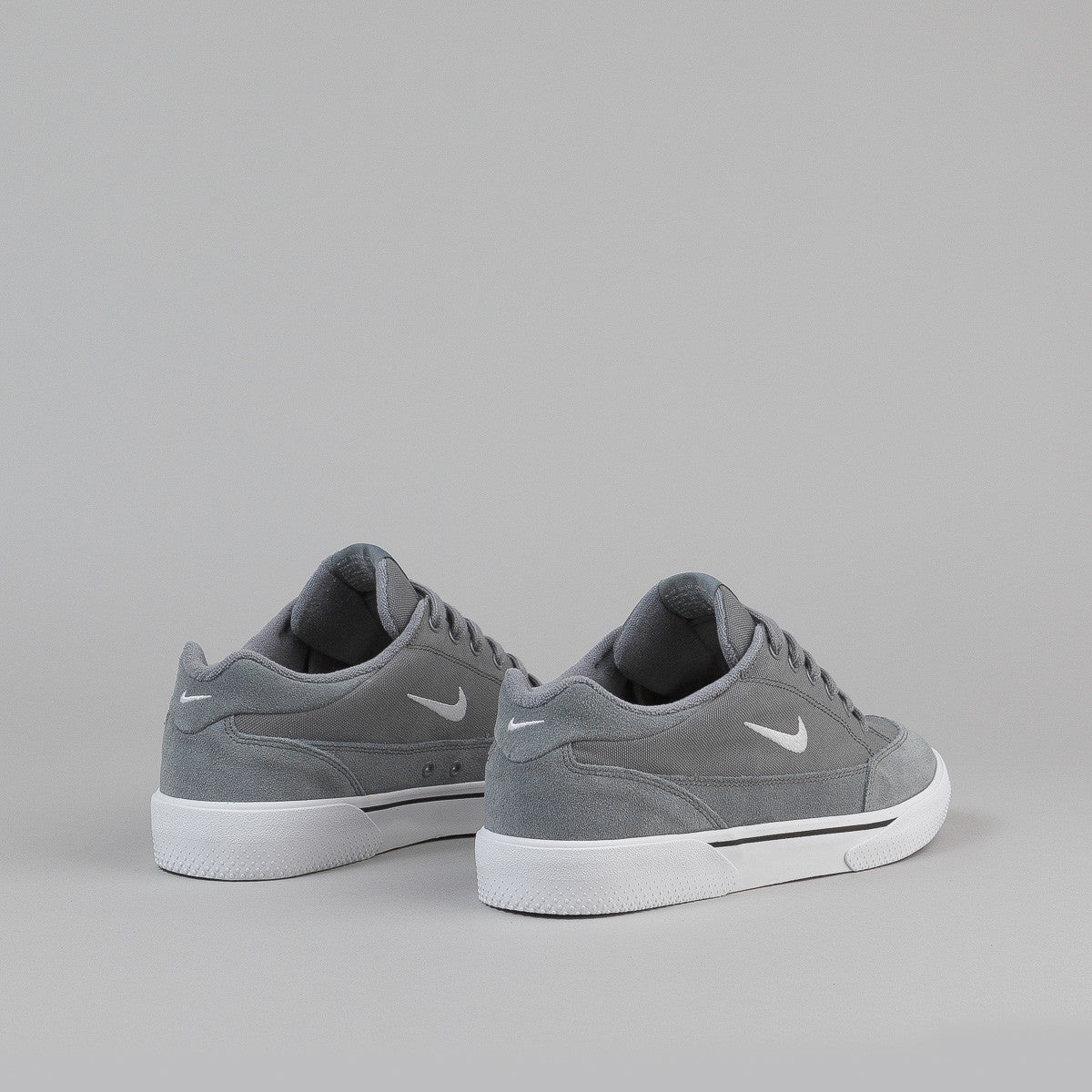 Nike SB Zoom GTS Shoes - Cool Grey / White