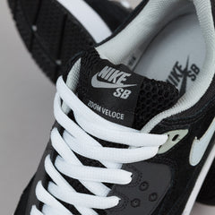 Nike SB Zoom Veloce Shoes - Black / Silver