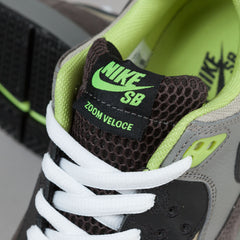Nike SB Zoom Veloce Shoes - Light Charcoal / Black