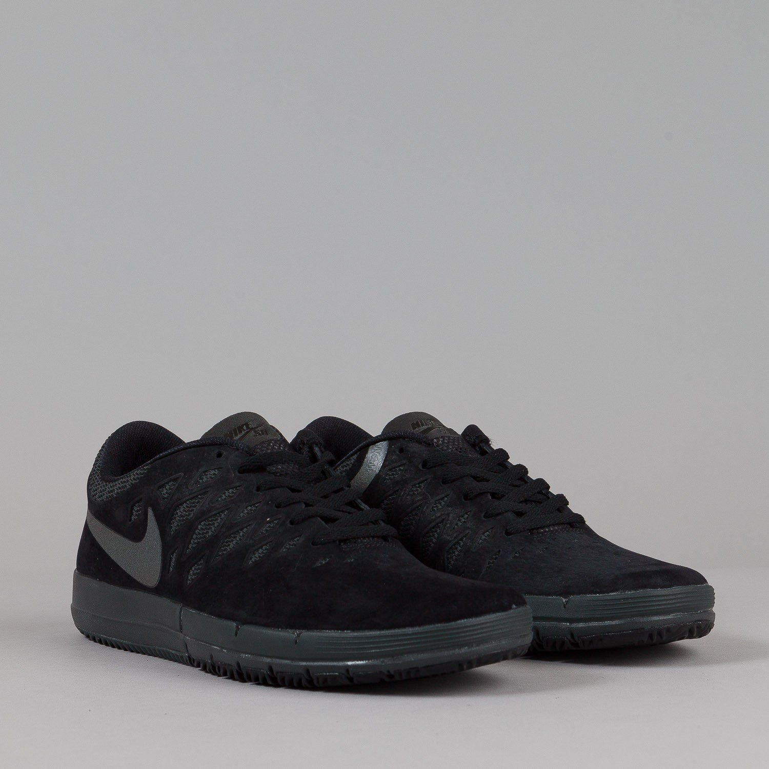 Nike SB Free Shoes Premium - Black / Black / Anthracite