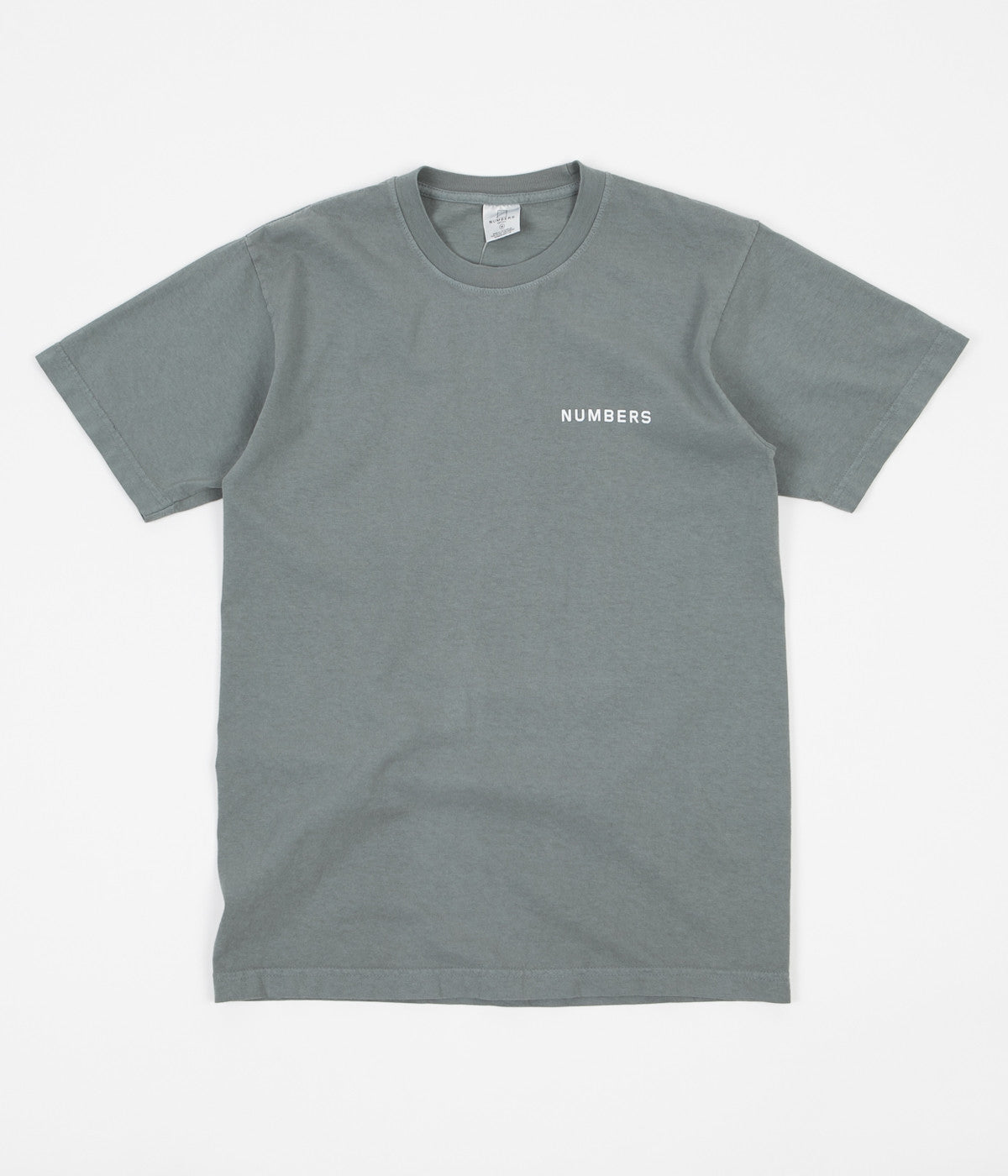 Numbers 12:45 Angel T-Shirt - Sage