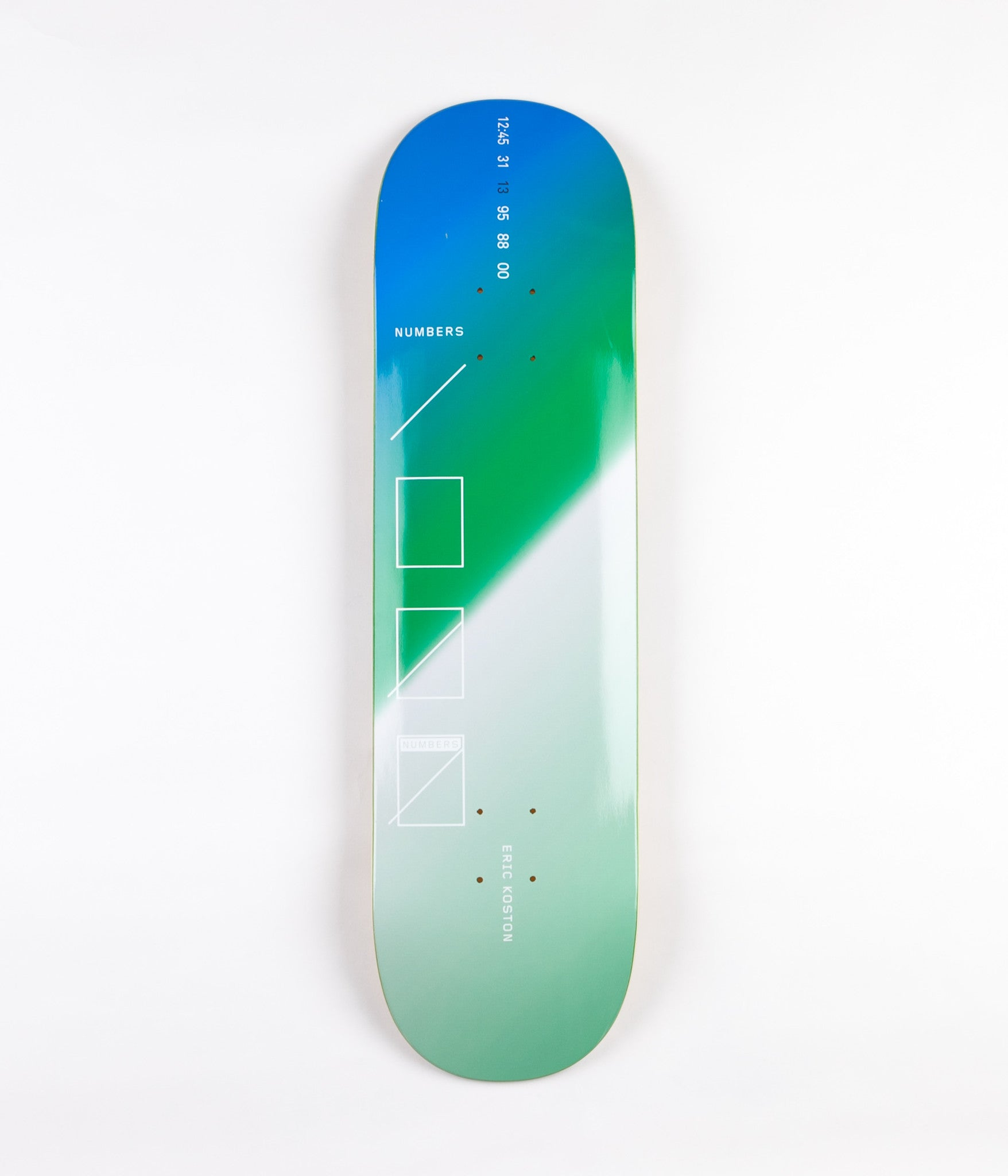Numbers Koston Edition 1 Deck - 8.25""