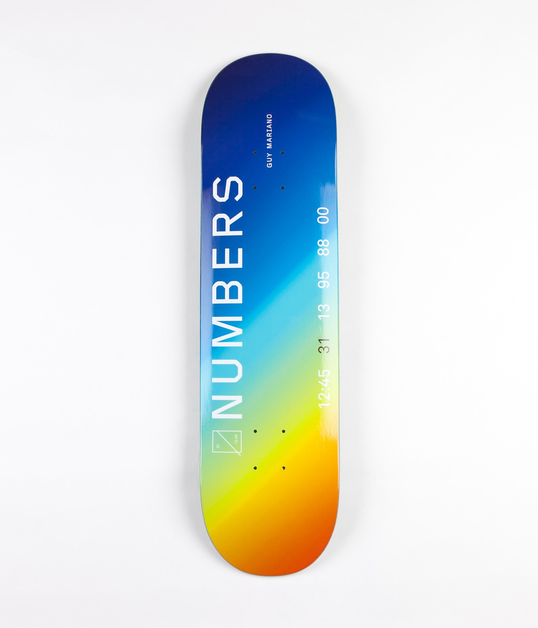 Numbers Mariano Edition 1 Deck - 8.125""