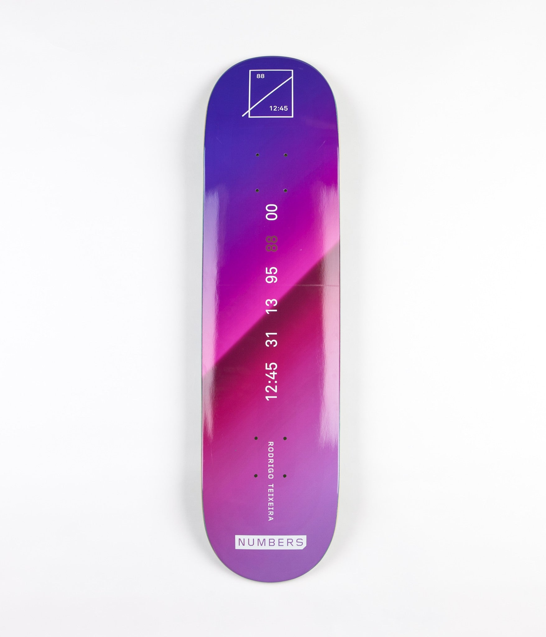 Numbers Teixeira Edition 1 Deck - 8.0""