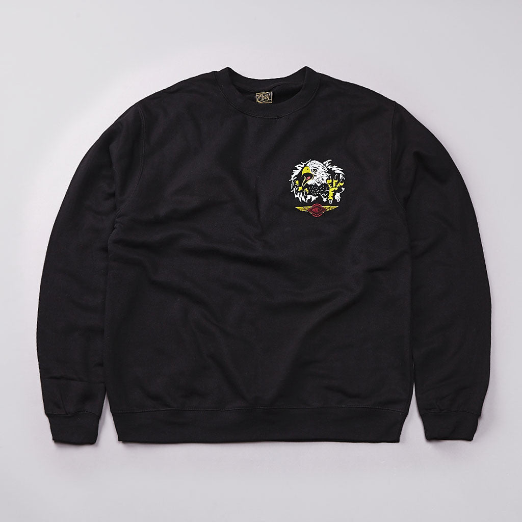Obey Agulia Sweatshirt Black