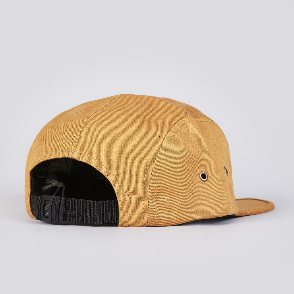 Obey Stadium 5 Panel Cap Cinnamon