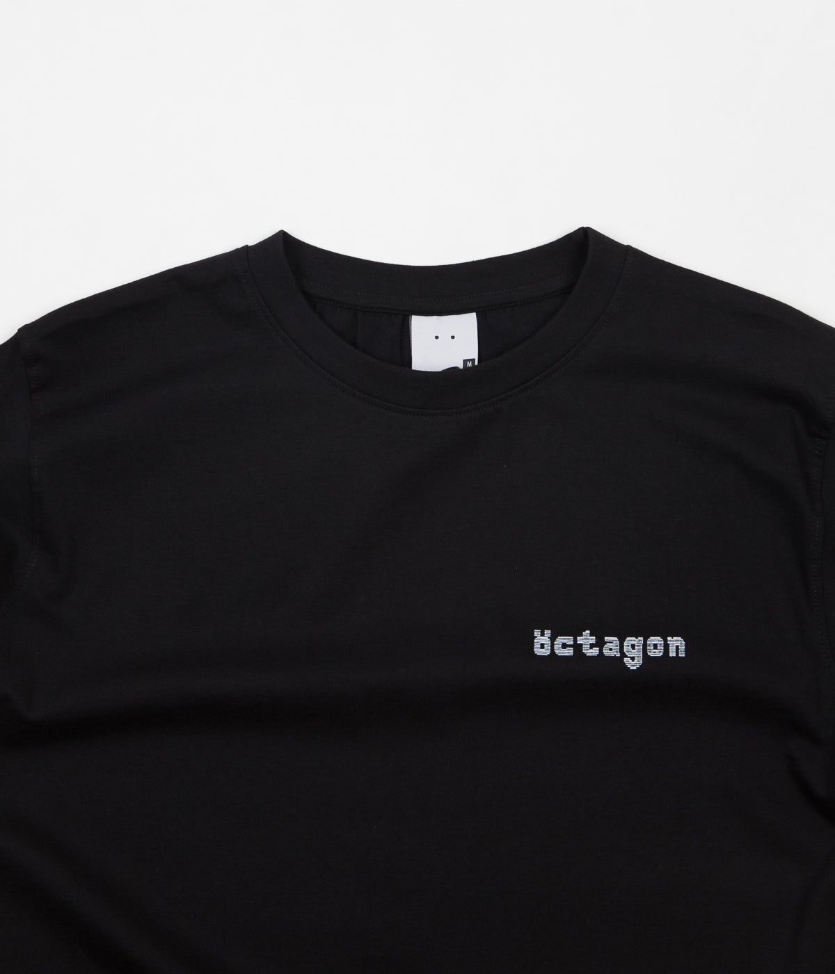 Öctagon ASCII T-Shirt - Black
