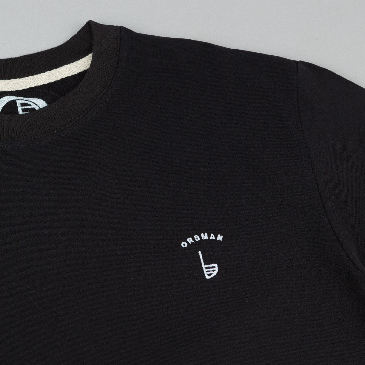 Orsman Explorer T-Shirt - Black