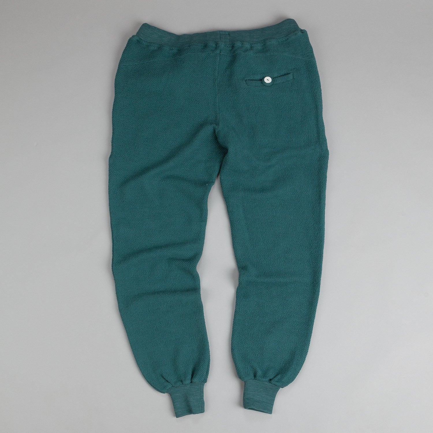 Orsman Park Sweatpants Deep Lake Green