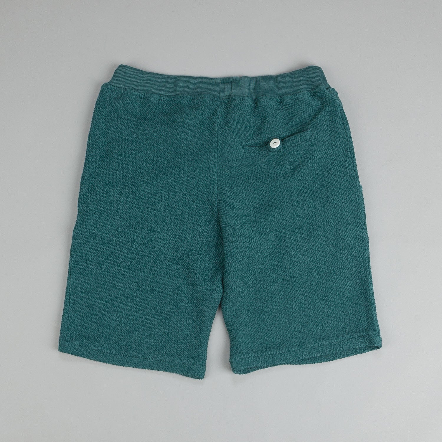 Orsman Park Shorts Deep Lake Green