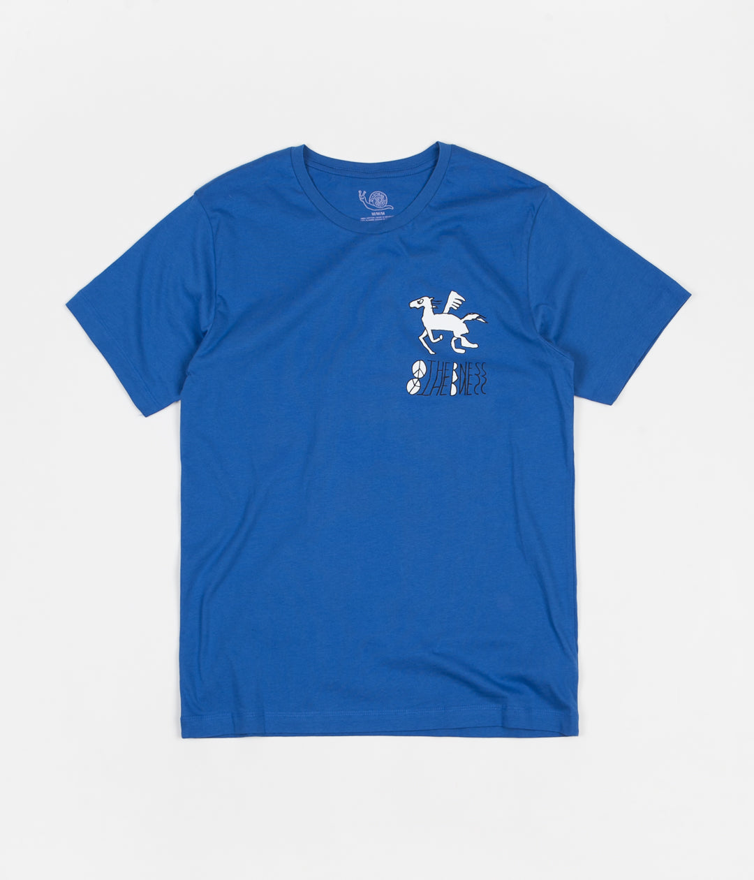 Otherness Pegasus T-Shirt - Royal Blue
