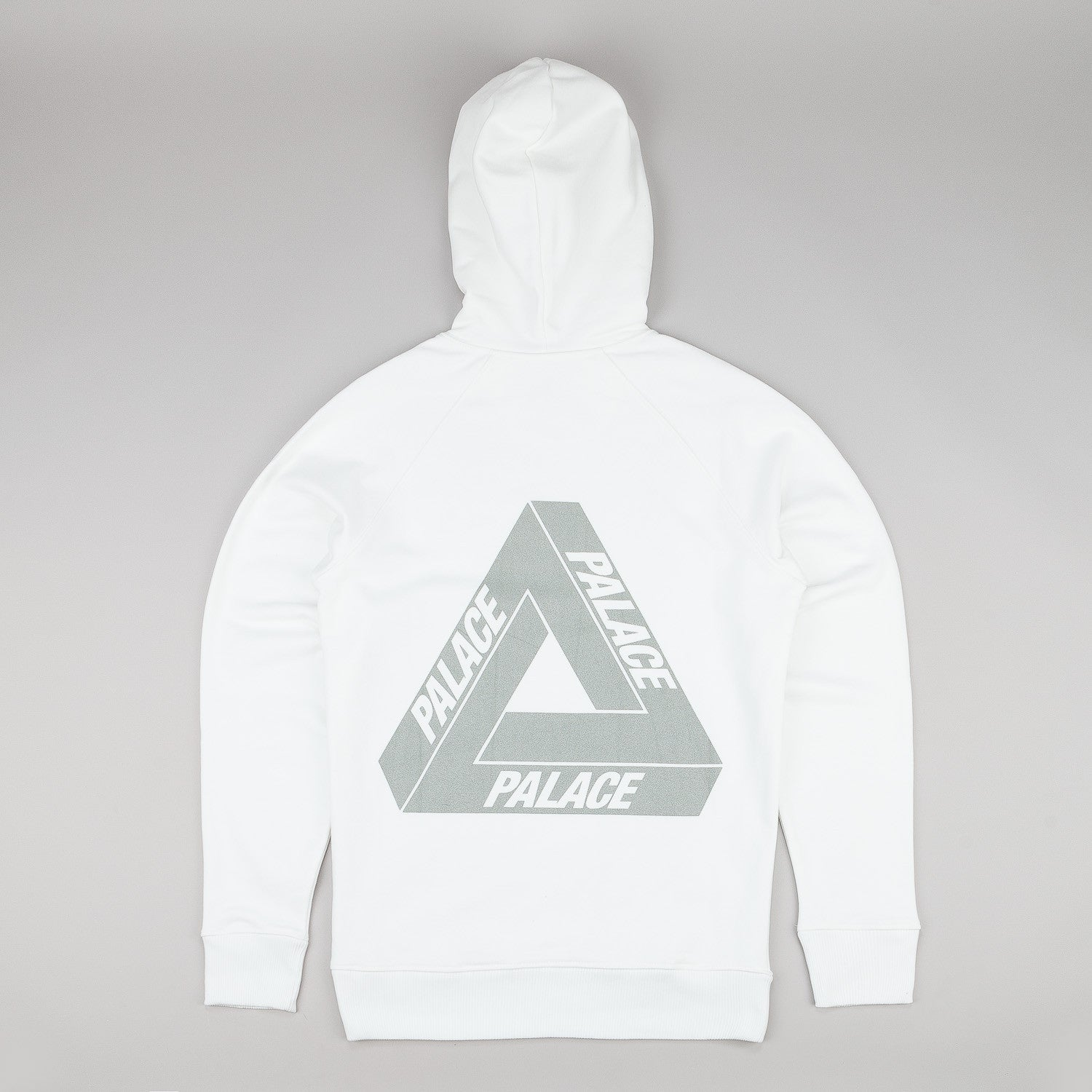 Palace 3M Hooded Sweatshirt - White