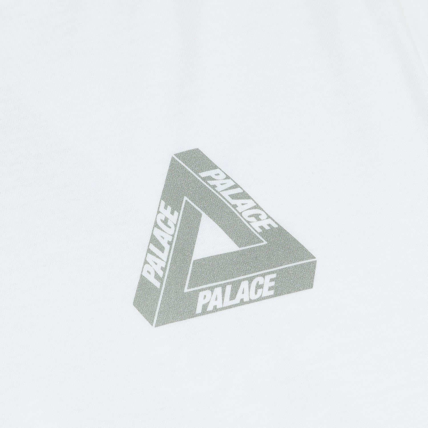 Palace 3M T-Shirt - White