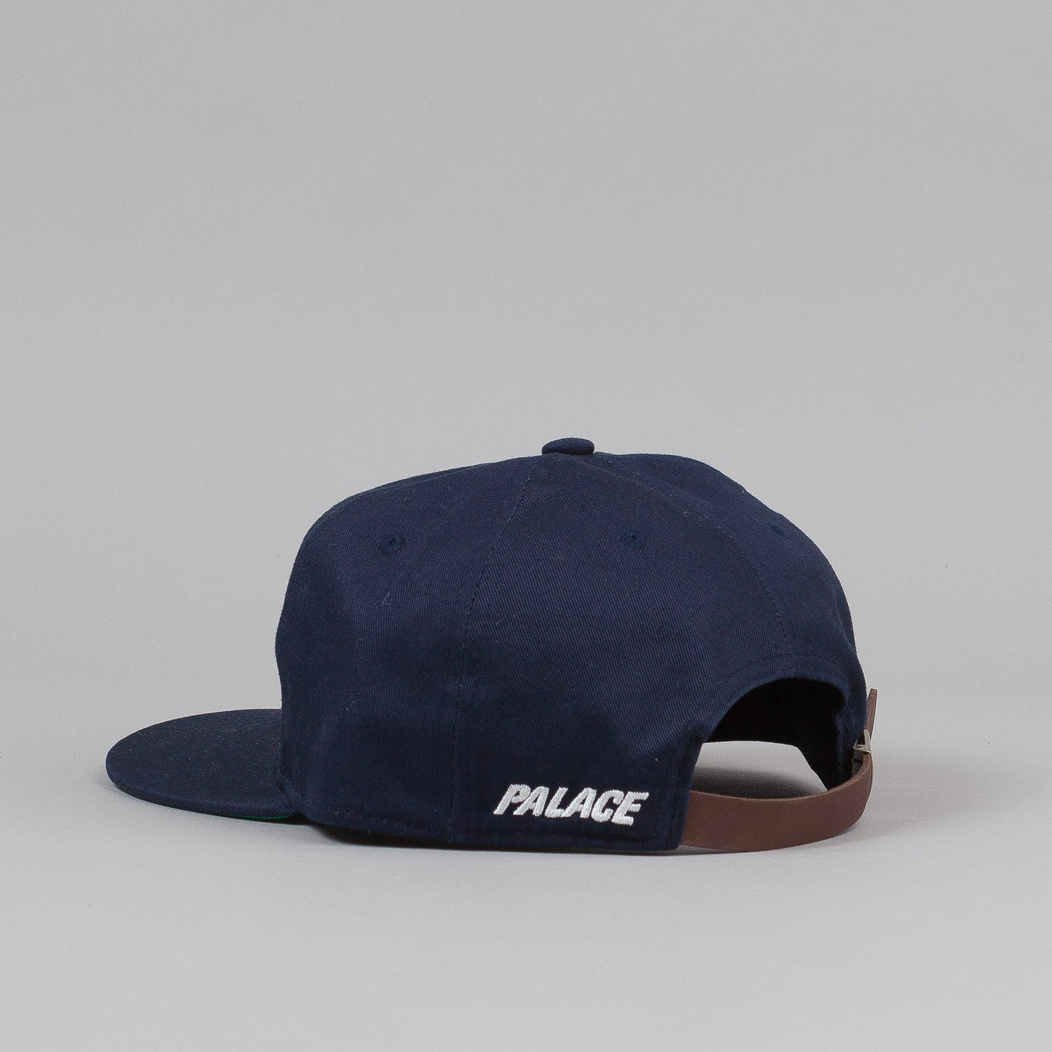Palace 6 Panel Cap - Navy