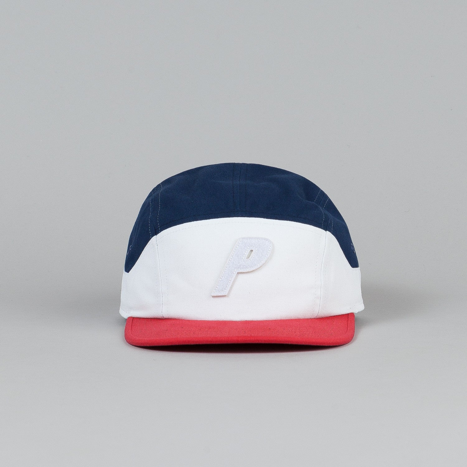 Palace 7 Panel Cap Red / White / Blue