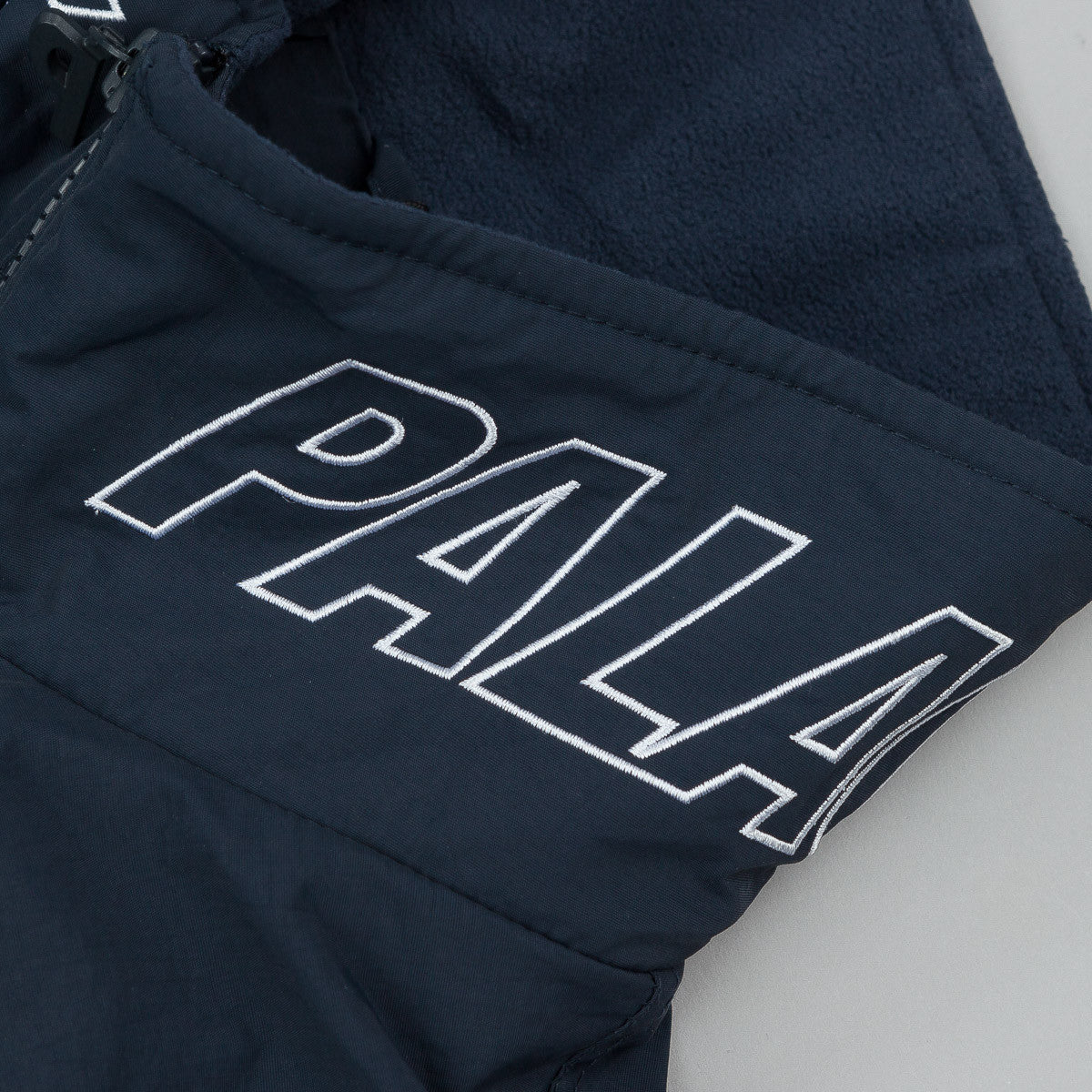 Palace Arms Jacket - Blue Nights / Flintstone / White