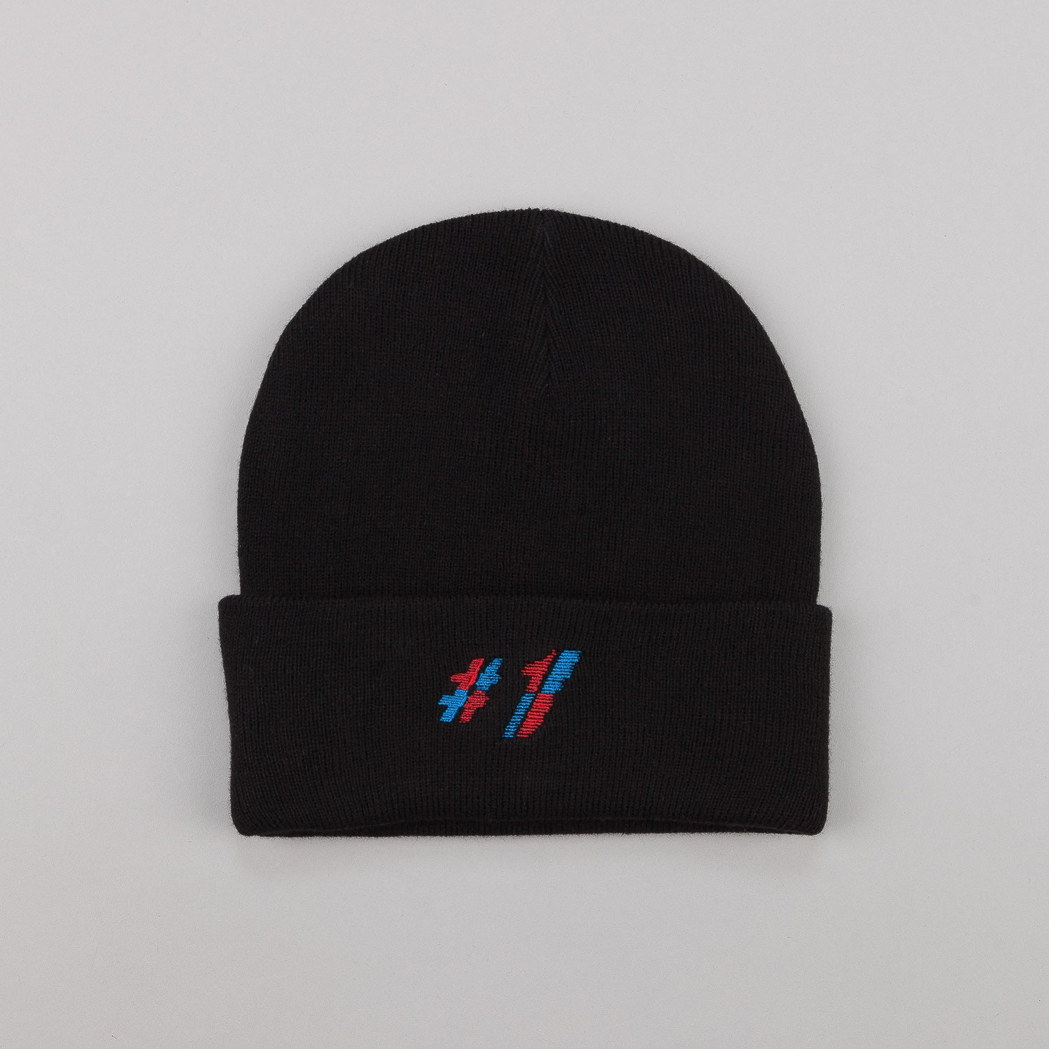 Palace Beanie - One Tooth Black