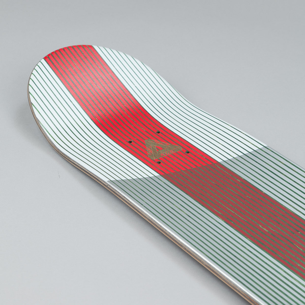 Palace Brit New Linear Deck - 8""
