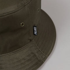 Palace Bucket Hat Olive